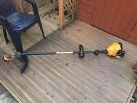 McCulloch petrol strimmer/ trimmer great condition