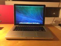 Macbook Aluminum Unibody apple mac laptop with 4gb or 8gb ram pro memory in full working order