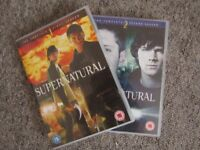 Supernatural 1 and 2