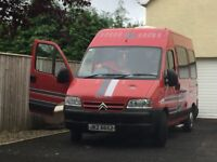 Camper van (reduced for quick sale) selling due to ill health
