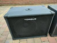 PA Bass speakers Torque TX3015XB