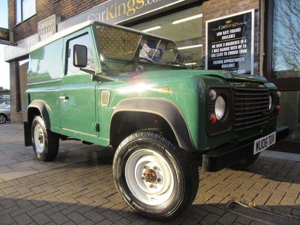100 Land Rover Jeep Defender For Sale Highendcars