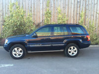 2003 53 - JEEP Grand Cherokee 2.7 AUTOMATIC DIESEL CRD Overland