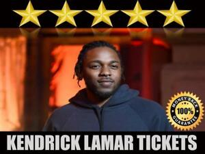 Discounted Kendrick Lamar Tickets | Last Minute Delivery Guaranteed!