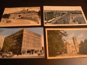 Vintage Moose Jaw Post Cards Moose Jaw Regina Area image 2