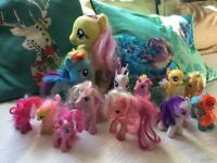 Bundle Of My Little Pony Figures and Soft Toy NW6