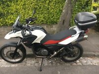 BMW G650 GS 2011 in great condition and low mileage