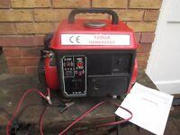 1.2Kw Portable Petrol Generator.