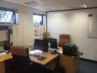 Fully Managed / Serviced Office Space to rent in Purley Nr Croydon Surrey - Excellent Location