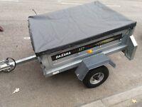 Daxara 127 trailer - excellent condition