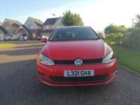 Volkswagen Golf 1.6 TDI (2014) HATCHBACK