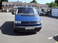 Vw t4 1.9td mot june new front brake pads and discs new front tires good tires in a back
