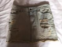 2 x Girls/ women's skirts size 8