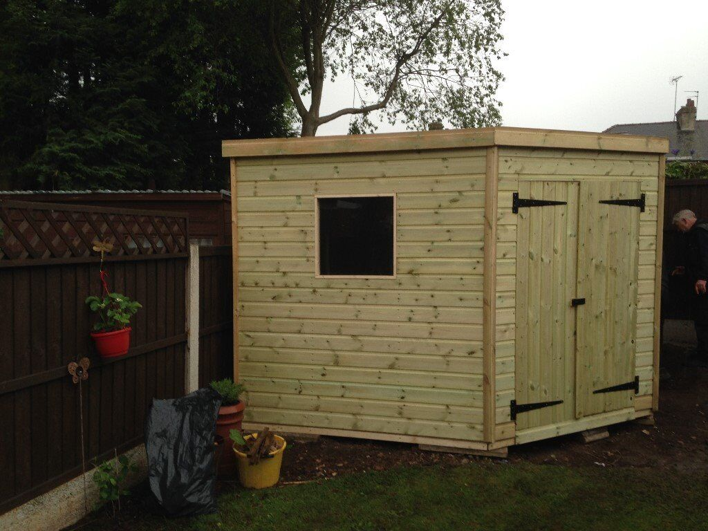 corner sheds - Garden Sheds Nottingham