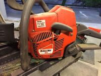 Chainsaw petrol