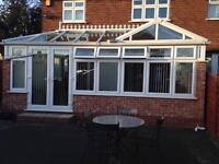 Self Clean and Tinted Conservatory Roof