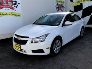 2013 Chevrolet Cruze LT Turbo, Automatic, Bluetooth, Power Locks
