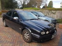 Jaguar X Type 2004 2.0 diesel manual 83k - really reliable car but just doesn't get used