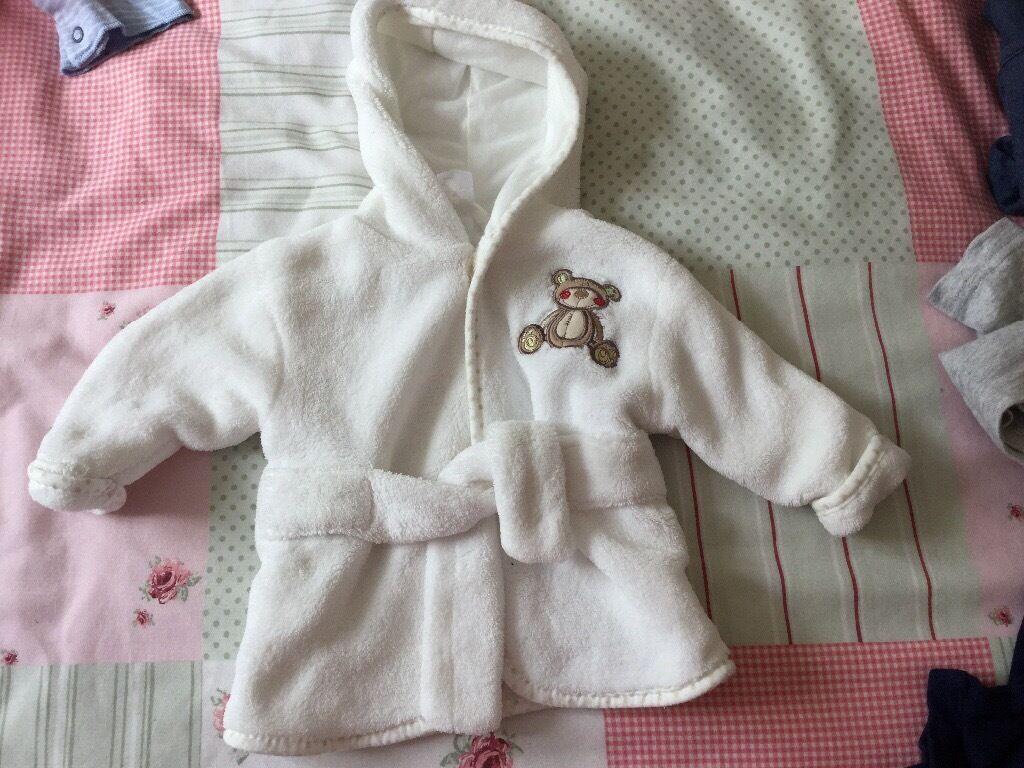 0 3 Month Baby Dressing Gown In Verwood Dorset Gumtree