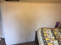 King size mattress free to collect