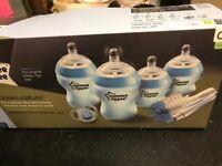 Tommee tippee bottles set