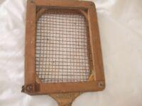 Vintage/Antique Badminton/Tennis? Wooden Racket