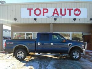2008 Ford F-350 FX4 FX4 LEATHER, LOADED!