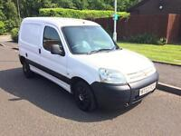 2003 Citroen Berlingo 1.9 d . ✅ 12 months mot . ✅ clean small van . Ready for work . ✅ connect astra