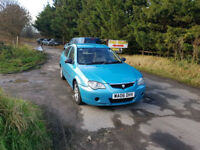 ++++QUICKSALE WANTED PROTON 2006 FULL LEATHER+++DRIVES VERY GOOD WITH MOT++++