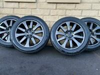 Land Rover Freelander 2 19 Inch Rare HST Alloy Wheels - Uniquely Refurbed!