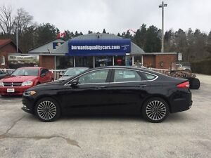 2017 Ford Fusion SE | AWD | LOADED | NAV | LEATHER
