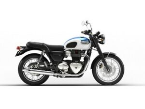 2018 Triumph Bonneville T100 0% OVER 48 MONTH OAC