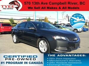 2014 Chevrolet Impala LT Remote Start Heated Seats Rear Camera