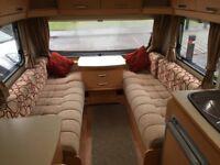 Caravan. 6 berth. Touring.