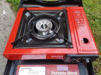 Olstove Kinfisher Portable Camping Stove + Gas Canisters