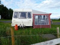 abbey dorset caravan with all accessories motor mover 2 berth
