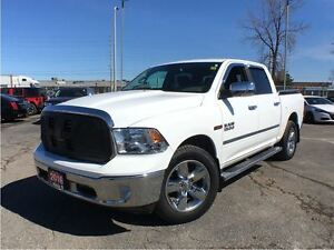 2016 Ram 1500 SLT**BIG HORN**CREW CAB**ECO-DIESEL**BLUETOOTH**