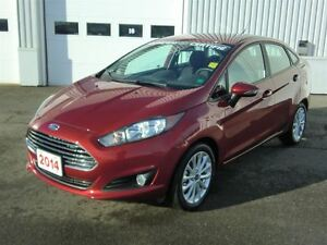 2014 Ford Fiesta SE-MOON-ONLY 700 KMS