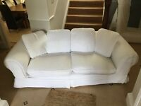 Three seater settee / sofa