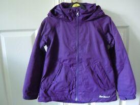 Peter Storm (Blacks) girl's jacket 5-6 years old