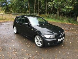 BMW 1 Series 120d M-Sport