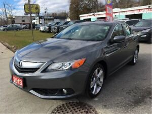 2013 Acura ILX Premium Pkg Leather-Sunroof-Reverse Camera
