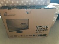 BRAND NEW IN BOX ASUS LCD MONITOR