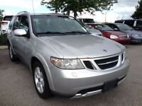 2006 Saab 9-7X V8 LEATHER ROOF ALLOYS LOADED! WOW!!