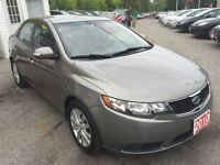 2010 Kia Forte EX / AUTOAIR / LOADED / ALLOYS