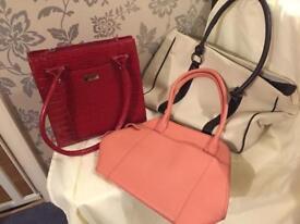 Osprey handbags x3