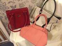 Osprey handbags x3