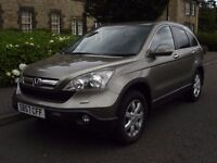 2007 Honda CRV 2.2 CTDI Diesel - 6 Speed Manual