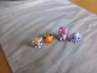Littleest pet shop figures