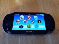 PS Vita - Excellent condition - with charger wire